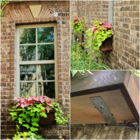 Build Window Boxes - 150 Remarkable Projects and Ideas to Improve Your Home's Curb Appeal