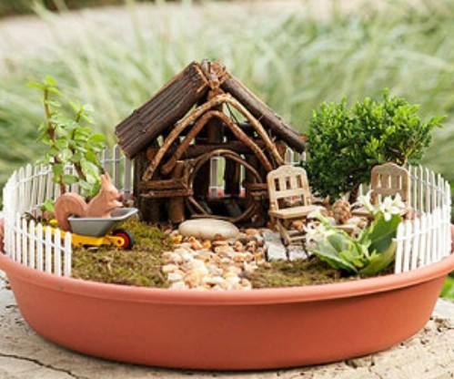 Fantasy Gardens - 40 Genius Space-Savvy Small Garden Ideas and Solutions