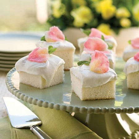 Divine Angel Food Cake - 100 Easy and Delicious Easter Treats and Desserts