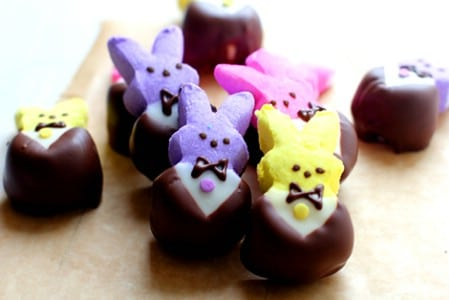 Tuxedo Peeps - 100 Easy and Delicious Easter Treats and Desserts