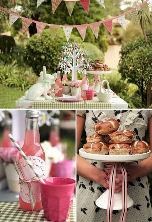 Easter Brunch Décor - 80 Fabulous Easter Decorations You Can Make Yourself