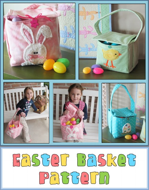 Closeable Easter Baskets