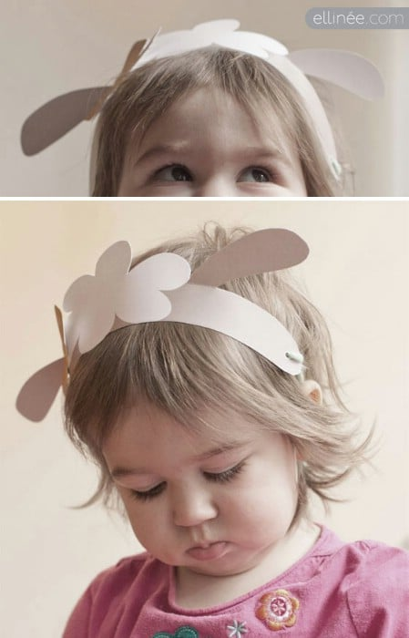 Bunny and Lamb Ear Printables - 40 Crafty Easter Printables for Perfect Holiday Projects