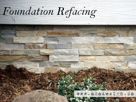 Reface Your Foundation - 150 Remarkable Projects and Ideas to Improve Your Home's Curb Appeal