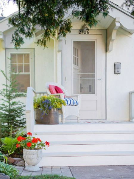 Install A Storm Door - 150 Remarkable Projects and Ideas to Improve Your Home's Curb Appeal