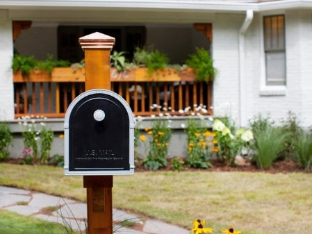 Replace Your Mailbox - 150 Remarkable Projects and Ideas to Improve Your Home's Curb Appeal