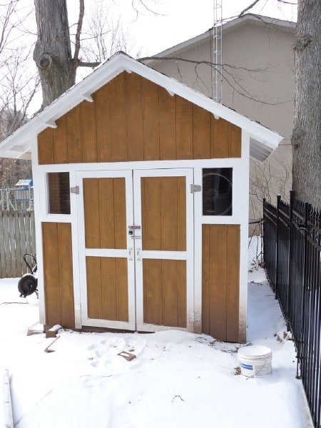 Build A Garden Shed - 150 Remarkable Projects and Ideas to Improve Your Home's Curb Appeal