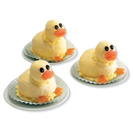 Ice Cream Ducky Desserts - 100 Easy and Delicious Easter Treats and Desserts