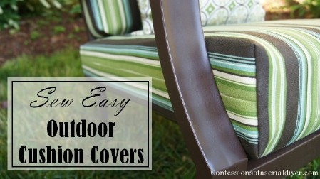 Redo Cushion Covers - 150 Remarkable Projects and Ideas to Improve Your Home's Curb Appeal