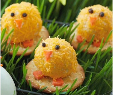 Cheesy Chicks - 100 Easy and Delicious Easter Treats and Desserts