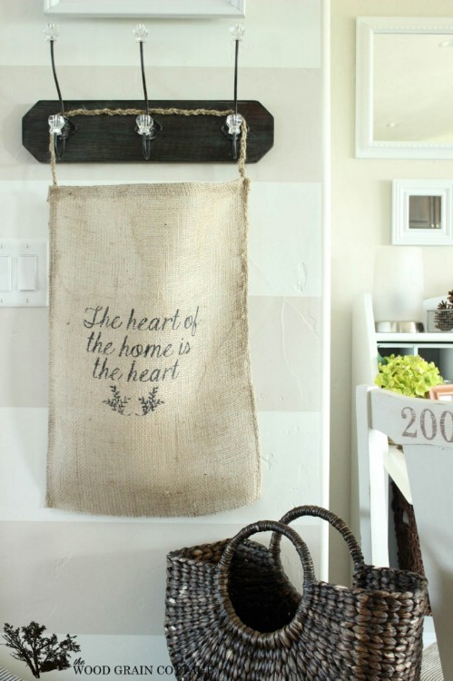 100 Gorgeous Burlap Projects That Will