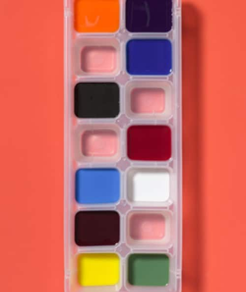 Make A Paint Palette