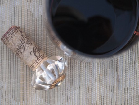 Turn Doorknobs Into Wine Corks