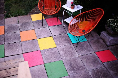 Paint the Patio