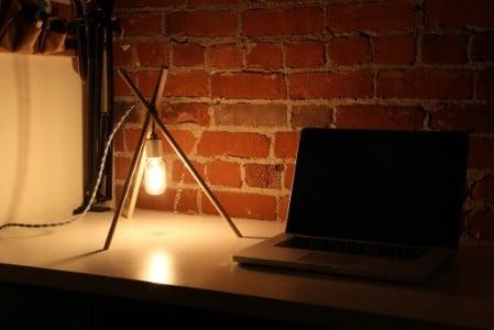 Tres Desk Lamp