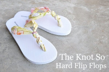 Knot So Hard Flip-Flops