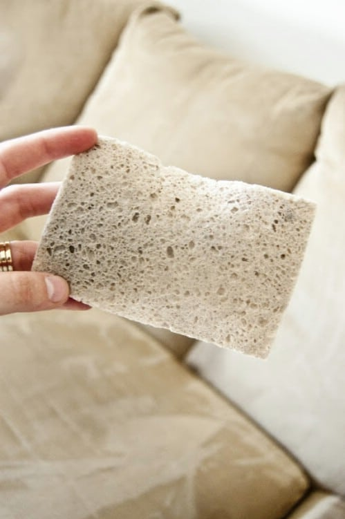 Remove Stains on Microfiber With Alcohol