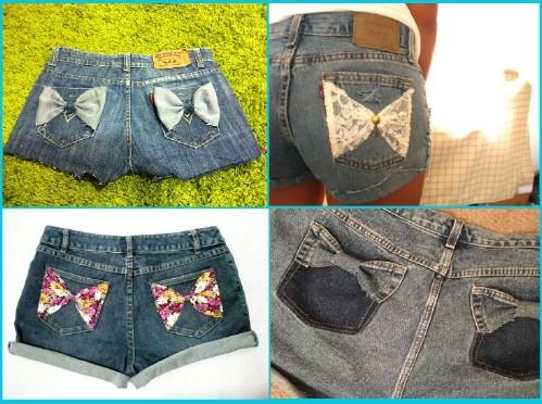 79daa370145a0 40 Brilliantly Easy Summer Shorts You Can DIY - DIY & Crafts