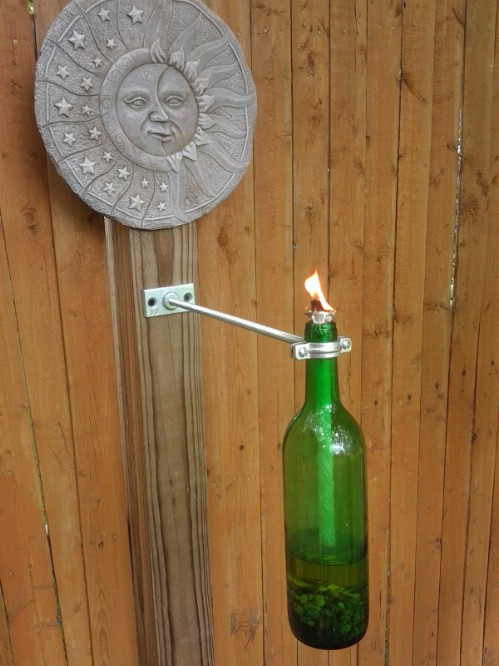 Make DIY Tiki Torches