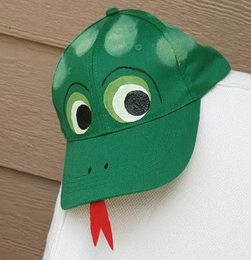 Character Baseball Caps