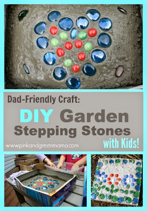 Let the Kids Make Stepping Stones