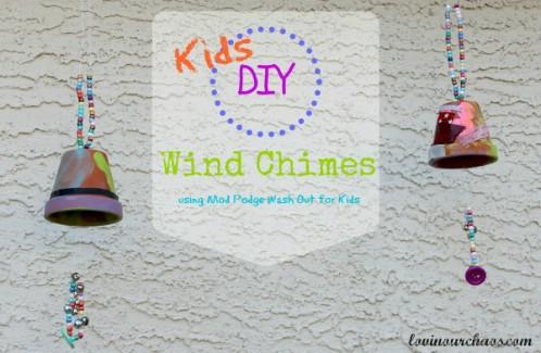 Kids DIY Wind Chime