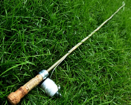 Homemade Fishing Pole