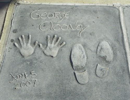 Handprint Stepping Stones