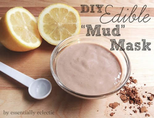 Edible Mud Mask