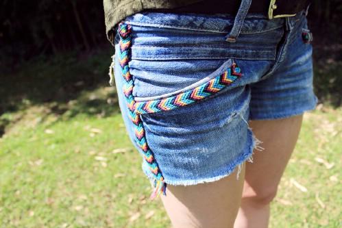 Indian Summer Shorts