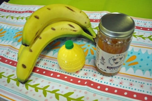 Complexion Clearing Banana Mask