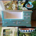 Repurposed Items Collage
