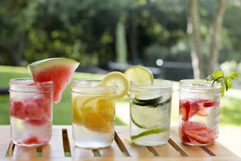 Stress Relieving Detox Water