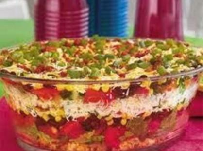 Mississippi Cornbread Salad