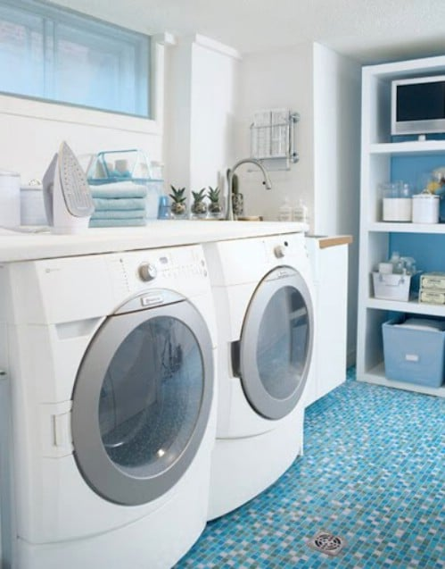 Ironing Board Top for Washer and Dryer