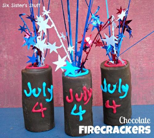 Chocolate Firecrackers