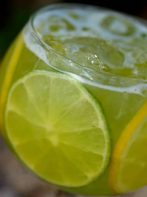 Honeydew Citrus Sangria