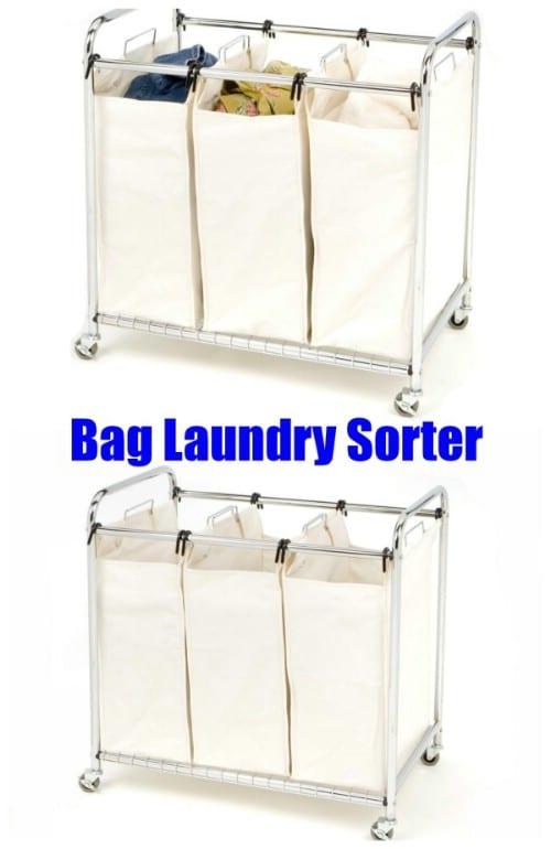 Bag Laundry Sorter