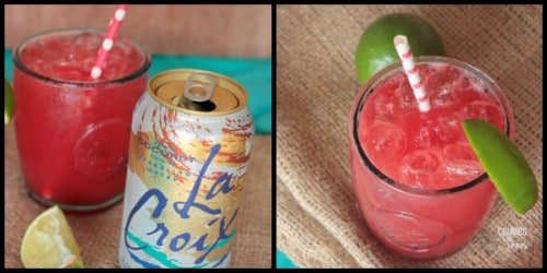Watermelon Coconut Cooler
