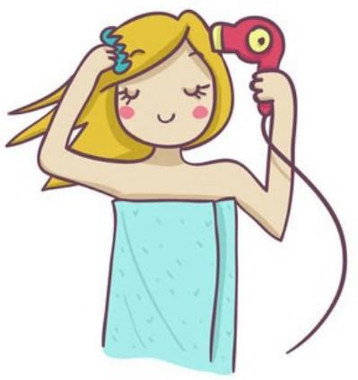Make a Dry Shampoo