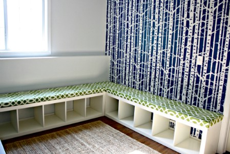 Storage/Seating Bench