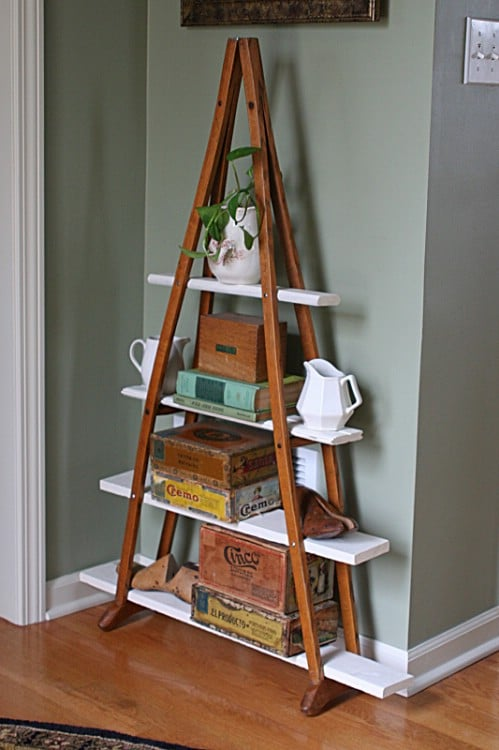 40 Brilliant DIY Shelves That Will Beautify Your Home - DIY