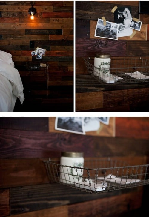 15 Creatively Genius Diy Wood Walls Diy Amp Crafts