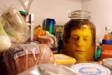 The Pickled Face in the Fridge