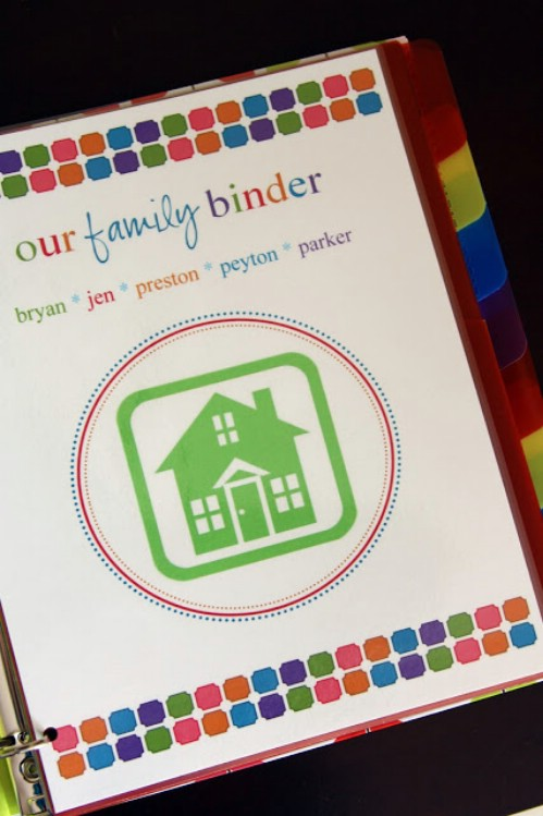 The family binder
