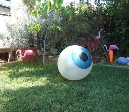 The Massive Leering Eyeball