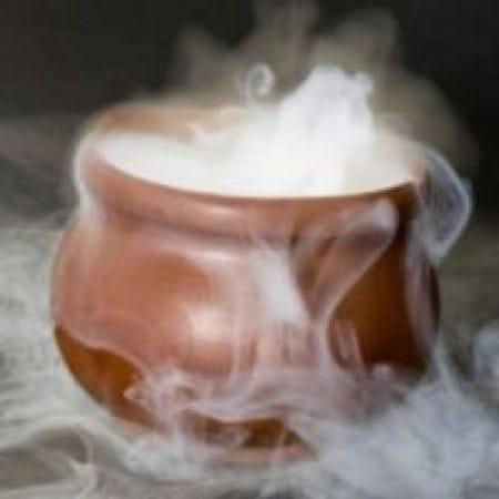 A Foggy Drink-Cooler