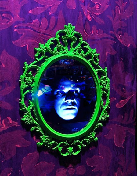 The Mischievous Magic Mirror