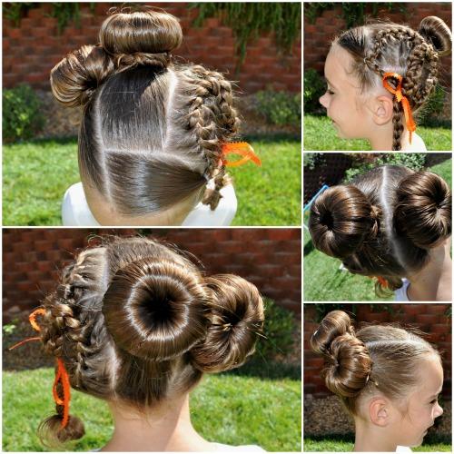 Top 16 Most Creative DIY Halloween Hairstyles