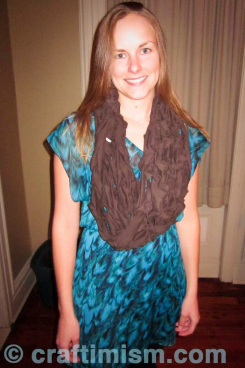 The T-Shirt Cowl